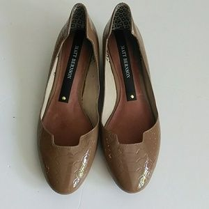 Matt Bernson Sz 7M Designed In NY Slip-on shoes